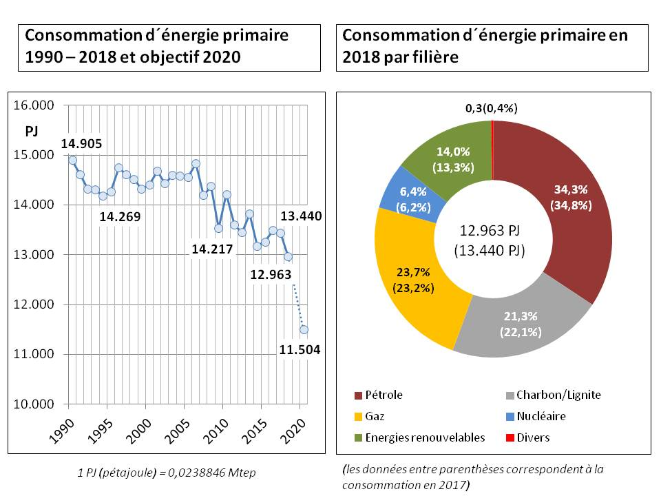 Fig 1Energie primaire