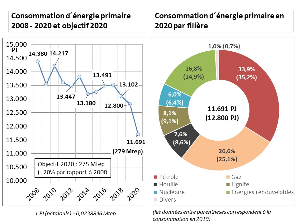 Fig 1 Energie primaire