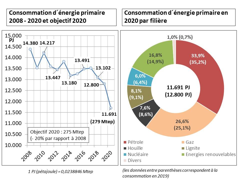 Fig 1 Energie primaire
